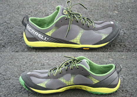 Gear Review: Merrell Road Glove – The